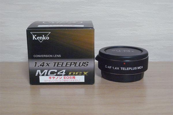 Kenko 1.4x TELEPLUS MC4 DGX